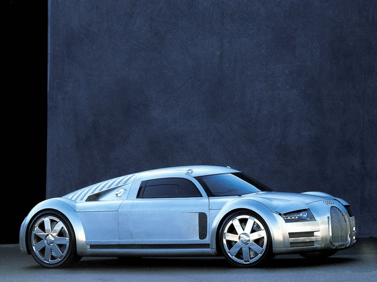 2001 Audi Rosemeyer concept 197301