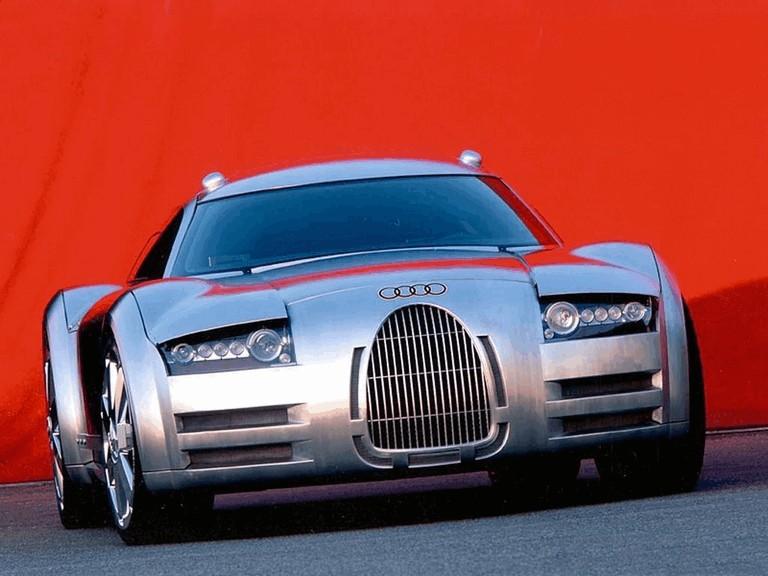 2001 Audi Rosemeyer concept 197302
