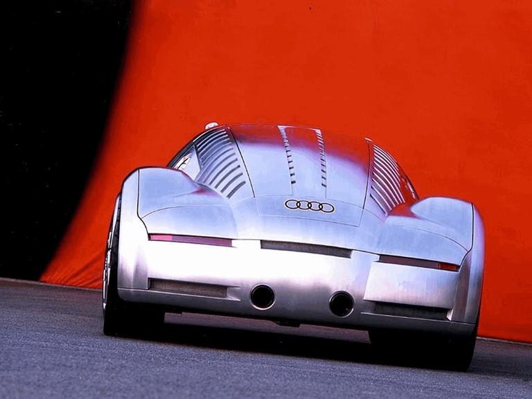 2001 Audi Rosemeyer concept 197303