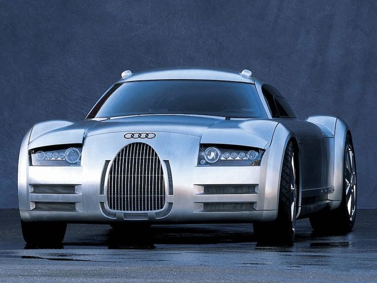 2001 Audi Rosemeyer concept 197306