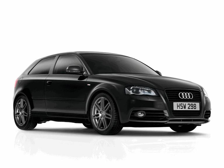 2008 Audi A3 black edition 242739