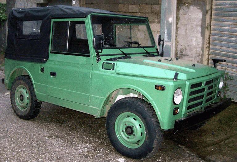 1974 Fiat 1107 Nuova Campagnola 242928