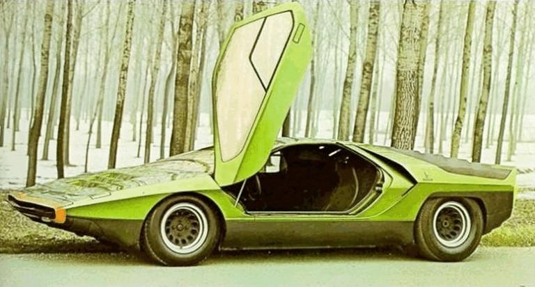 1968 Alfa Romeo Carabo concept 242934