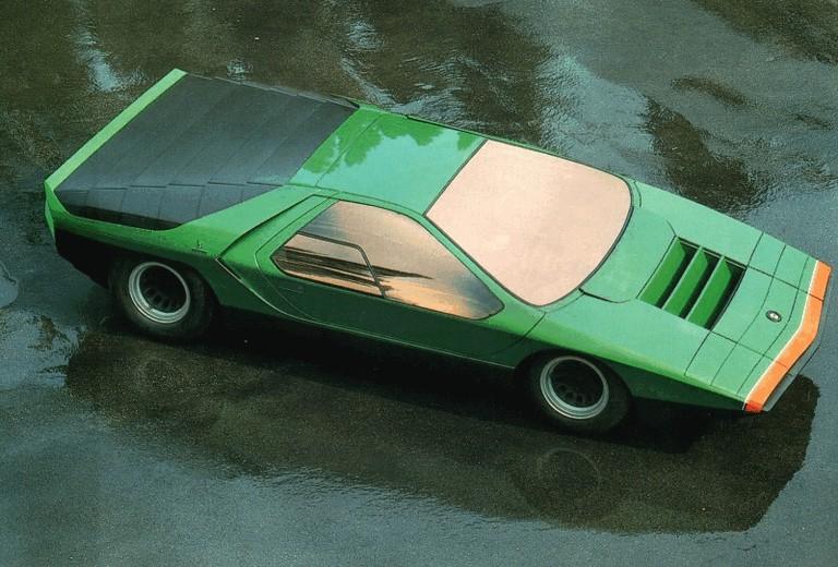 1968 Alfa Romeo Carabo concept 242939