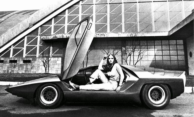 1968 Alfa Romeo Carabo concept 242944
