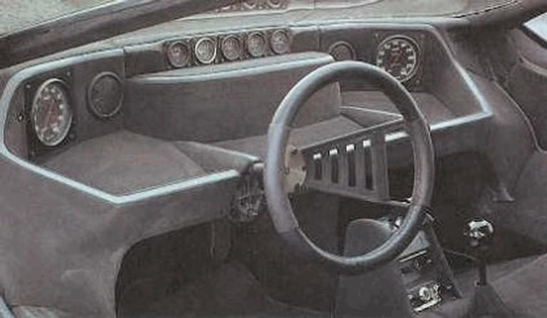 1968 Alfa Romeo Carabo concept 242945