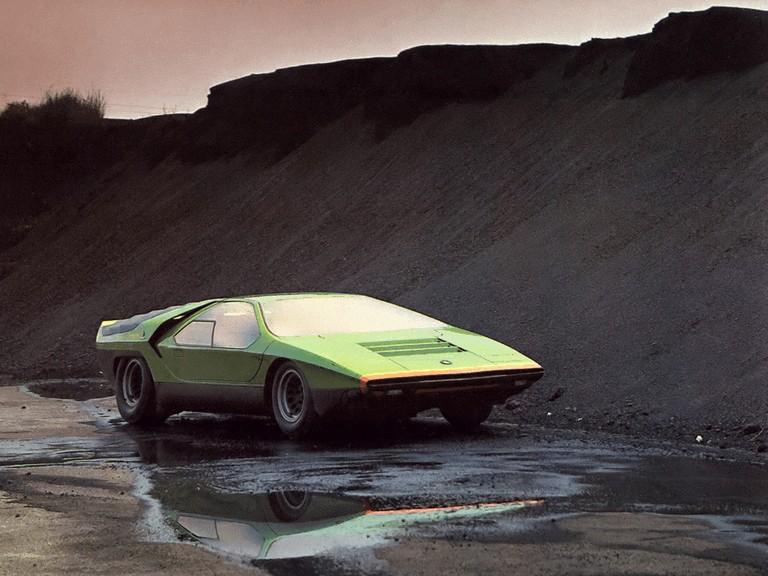 1968 Alfa Romeo Carabo concept 242947