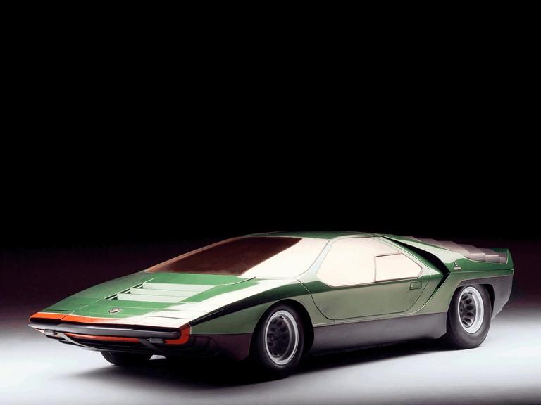 1968 Alfa Romeo Carabo concept 242948