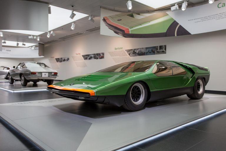 1968 Alfa Romeo Carabo concept 589251