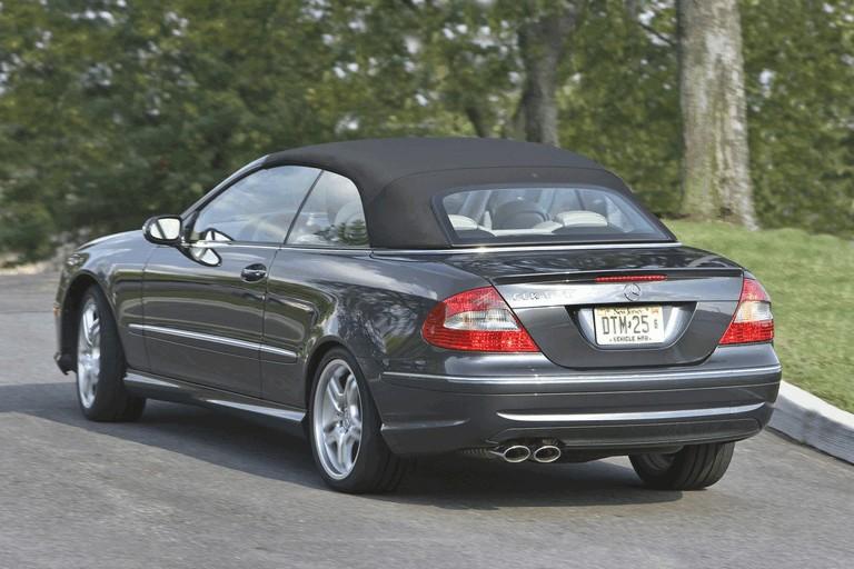 2009 Mercedes-Benz CLK550 cabriolet 501477