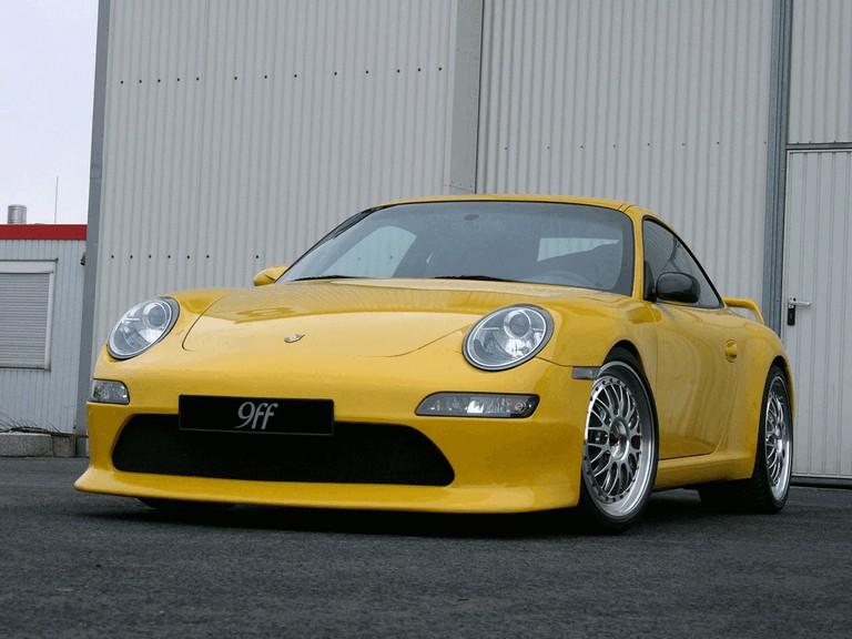 2007 Porsche 911 ( 997 ) body kit by 9ff 243121