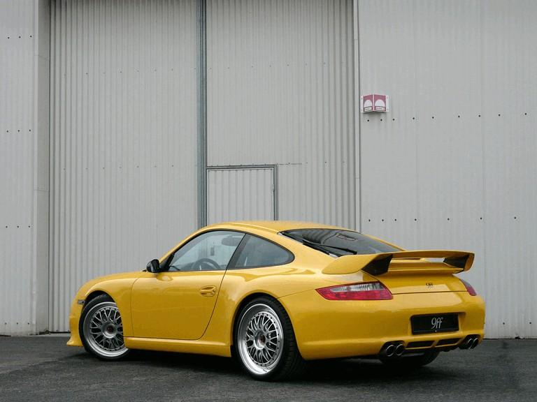 2007 Porsche 911 ( 997 ) body kit by 9ff 243122