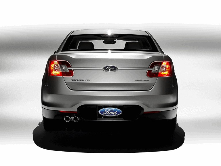 2010 Ford Taurus Limited 501758
