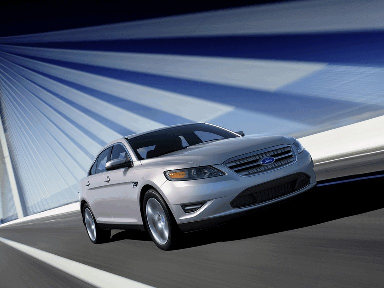 2010 Ford Taurus Limited 501771