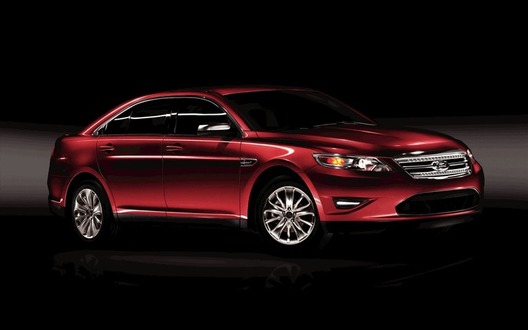 2010 Ford Taurus Limited 501778