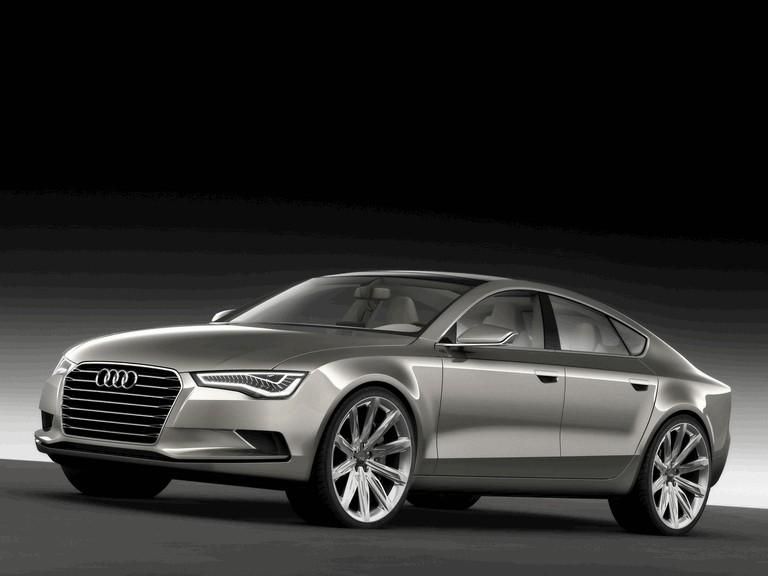 2009 Audi Sportback concept 501817