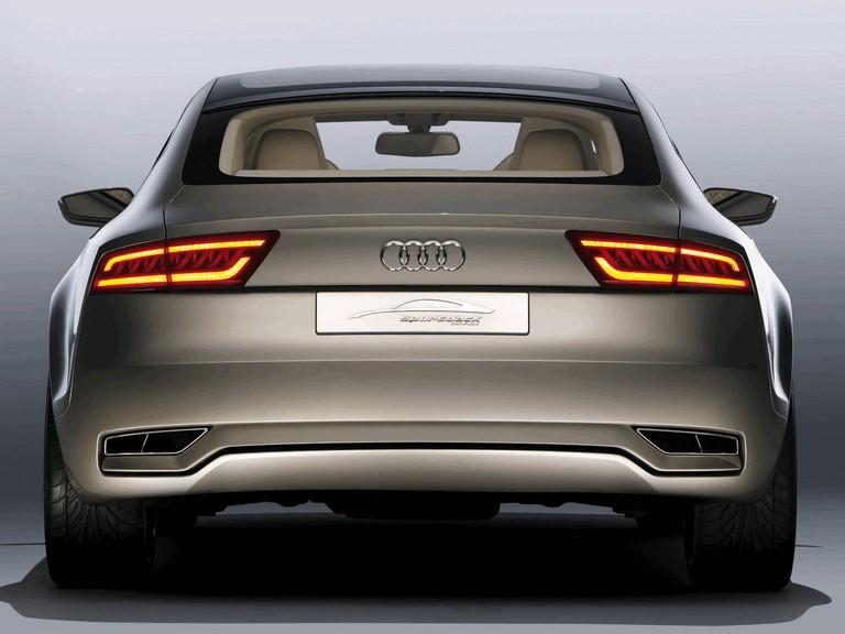 2009 Audi Sportback concept 501847