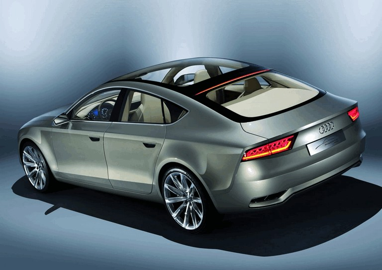 2009 Audi Sportback concept 501850