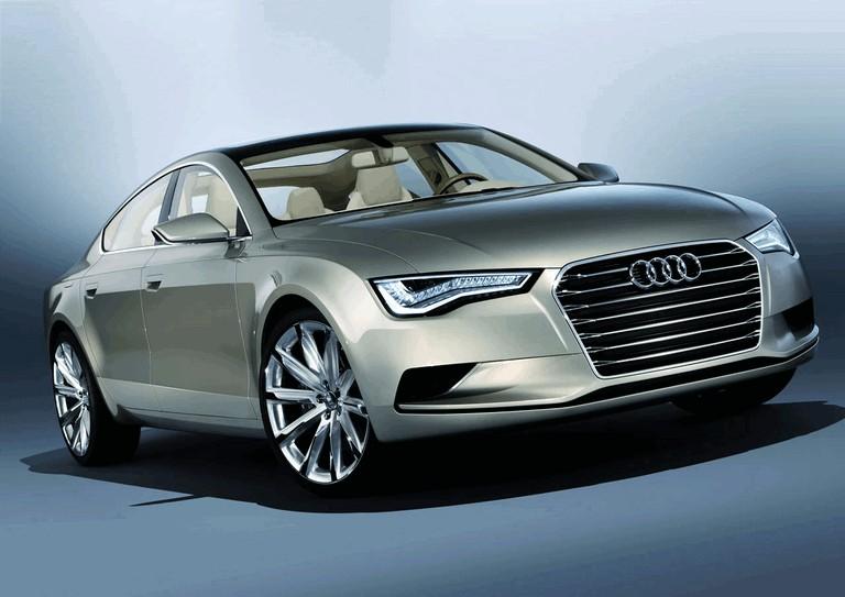 2009 Audi Sportback concept 501855