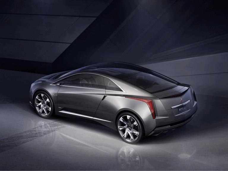 2009 Cadillac Converj concept 244096