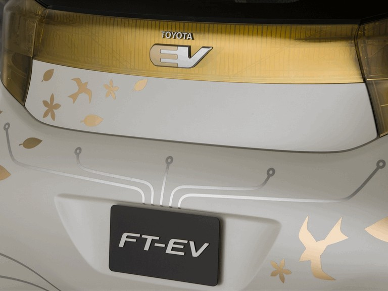 2009 Toyota FT-EV concept 244185