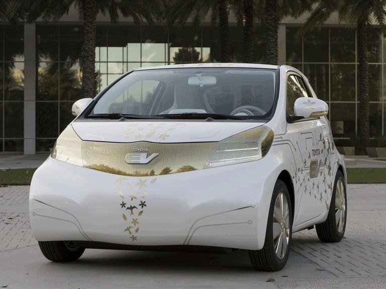2009 Toyota FT-EV concept 244187