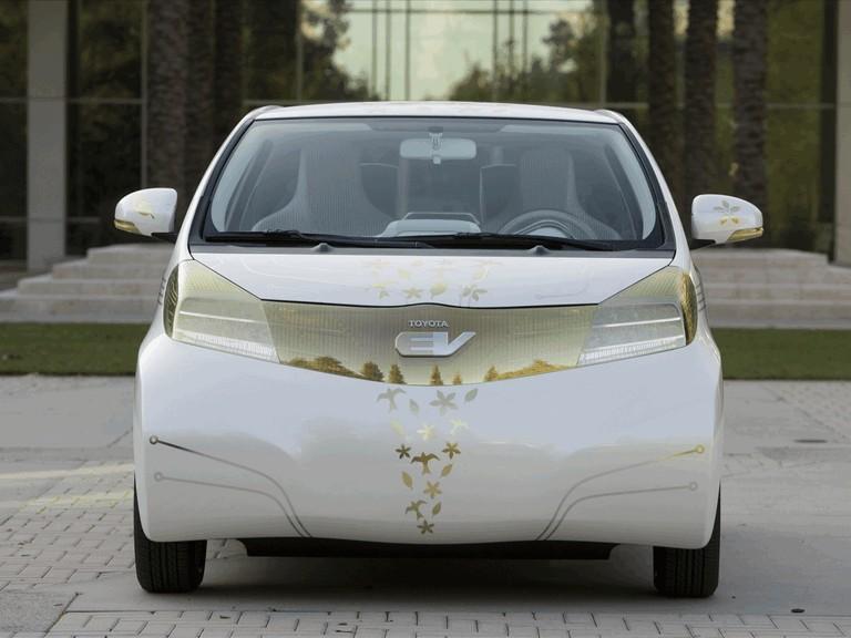 2009 Toyota FT-EV concept 244188
