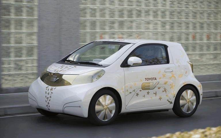 2009 Toyota FT-EV concept 244195