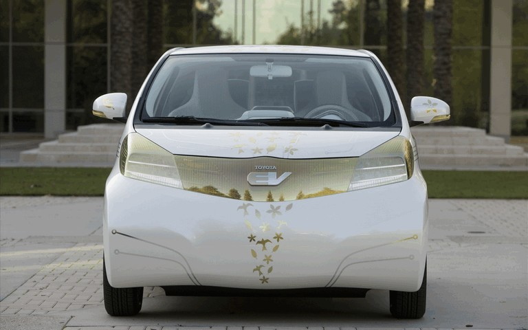 2009 Toyota FT-EV concept 244200