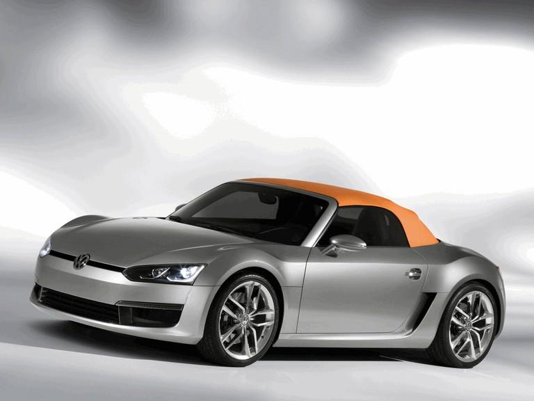 2009 Volkswagen BlueSport concept 244209