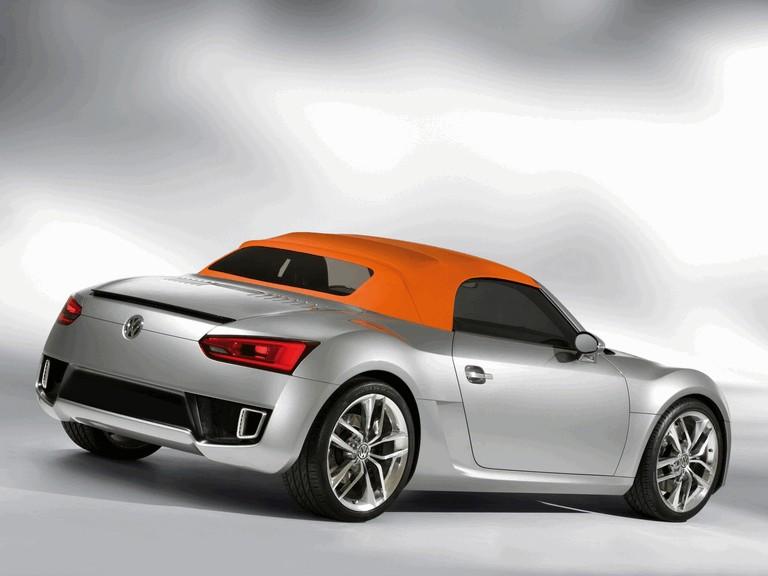 2009 Volkswagen BlueSport concept 244211