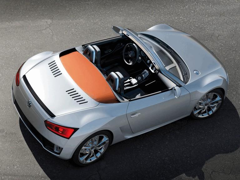2009 Volkswagen BlueSport concept 244213