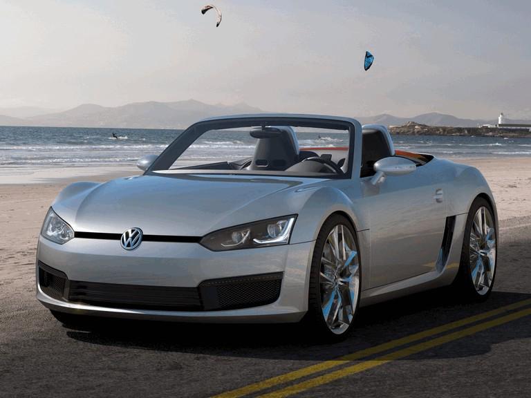 2009 Volkswagen BlueSport concept 244215