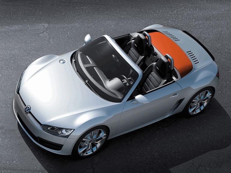 2009 Volkswagen BlueSport concept 244223
