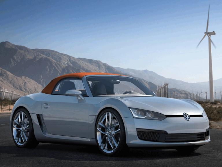 2009 Volkswagen BlueSport concept 244225