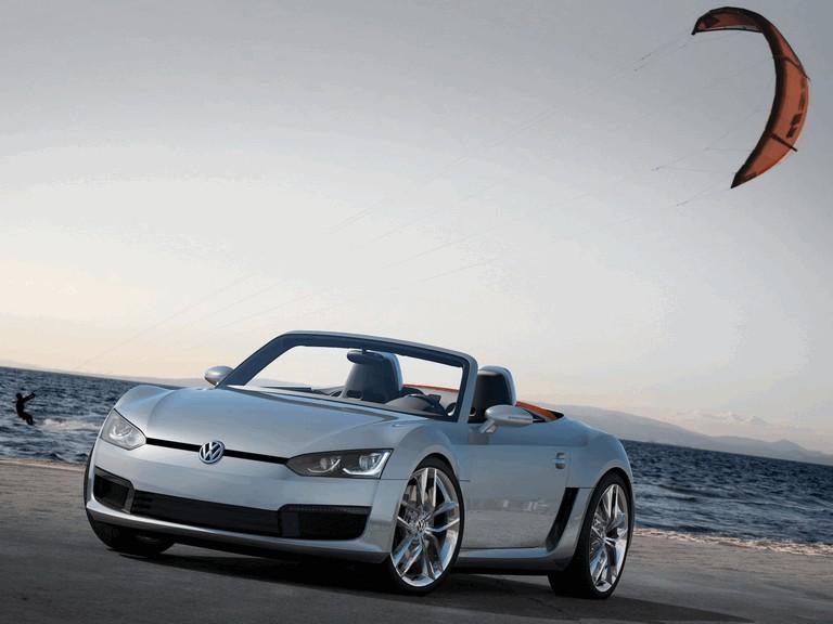 2009 Volkswagen BlueSport concept 244226