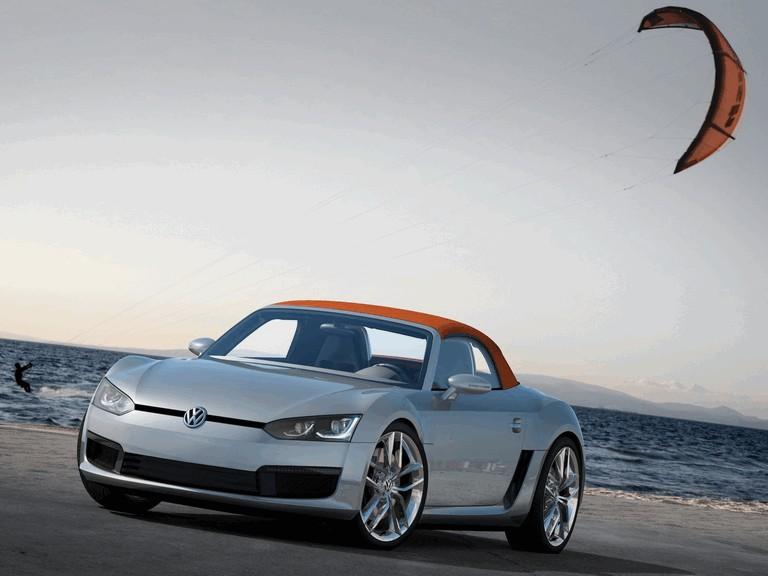 2009 Volkswagen BlueSport concept 244227