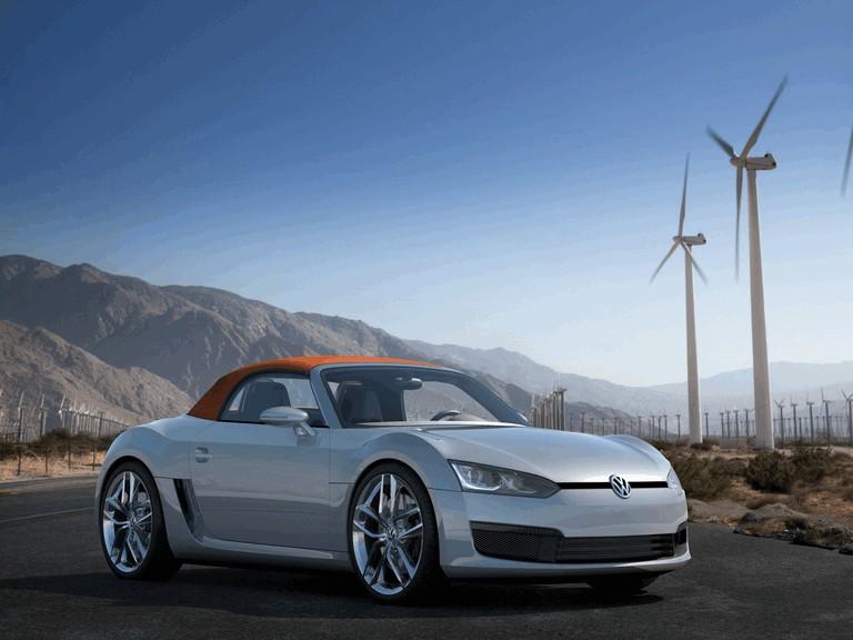 2009 Volkswagen BlueSport concept 244229