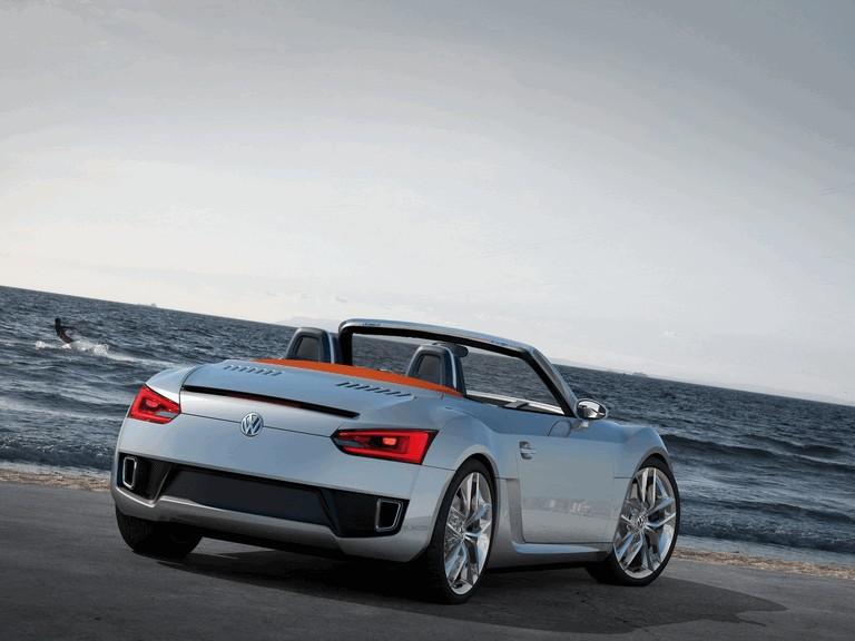 2009 Volkswagen BlueSport concept 244231