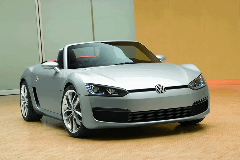 2009 Volkswagen BlueSport concept 244234