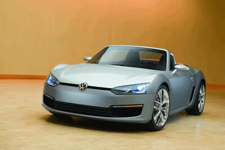 2009 Volkswagen BlueSport concept 244235