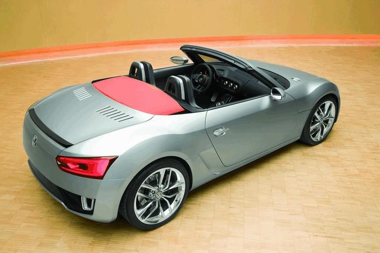 2009 Volkswagen BlueSport concept 244237
