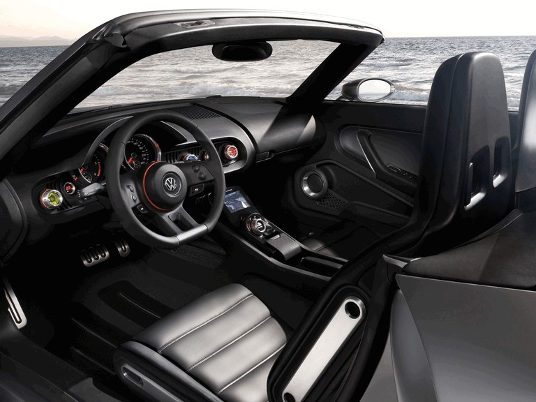2009 Volkswagen BlueSport concept 244240