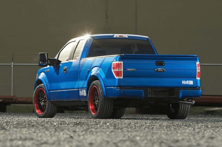 2009 Ford F-150 Hot Rod by H&R Springs 501890