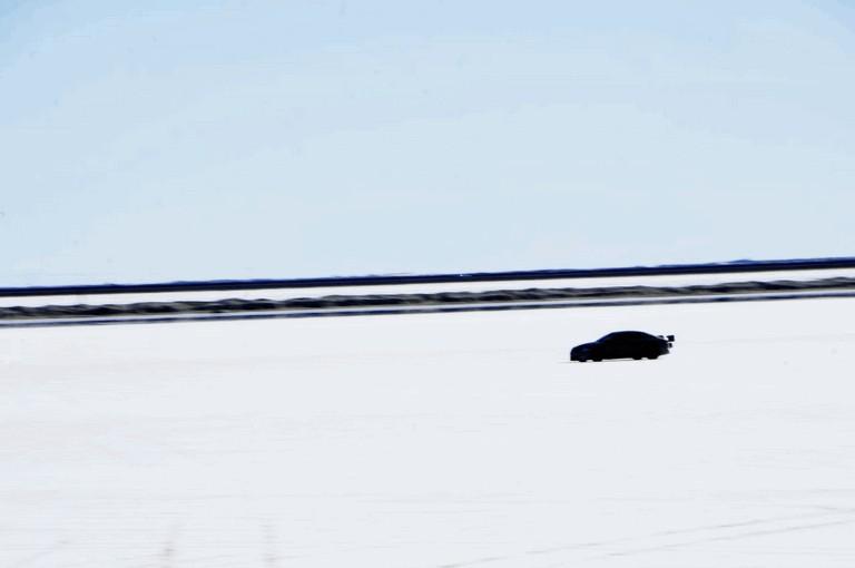 2009 Jaguar XFR - Bonneville speed record 244452