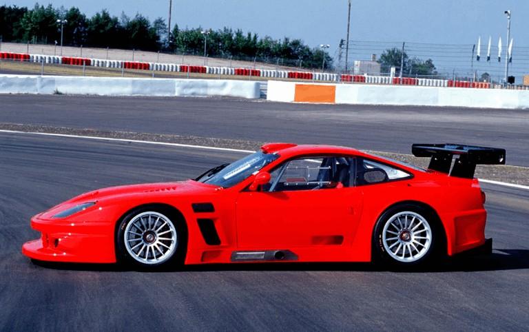 2001 Ferrari 550 Maranello FIA GT 482940