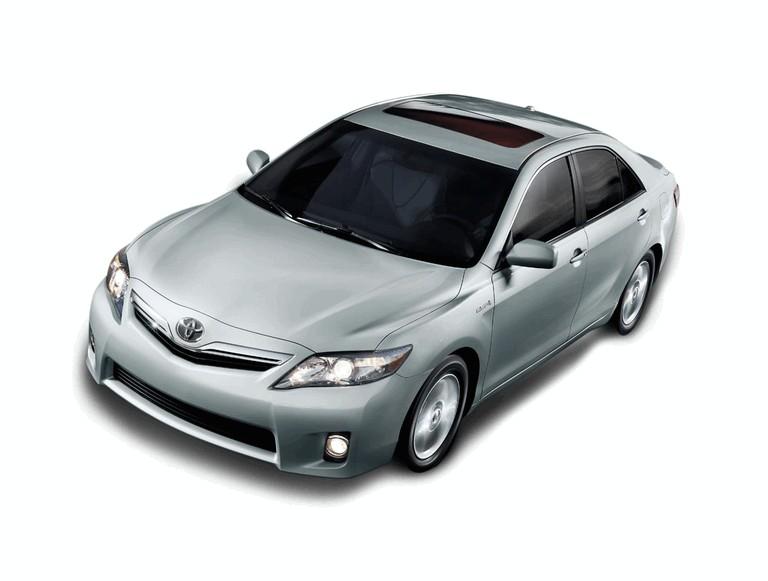 2009 Toyota Camry hybrid 244615