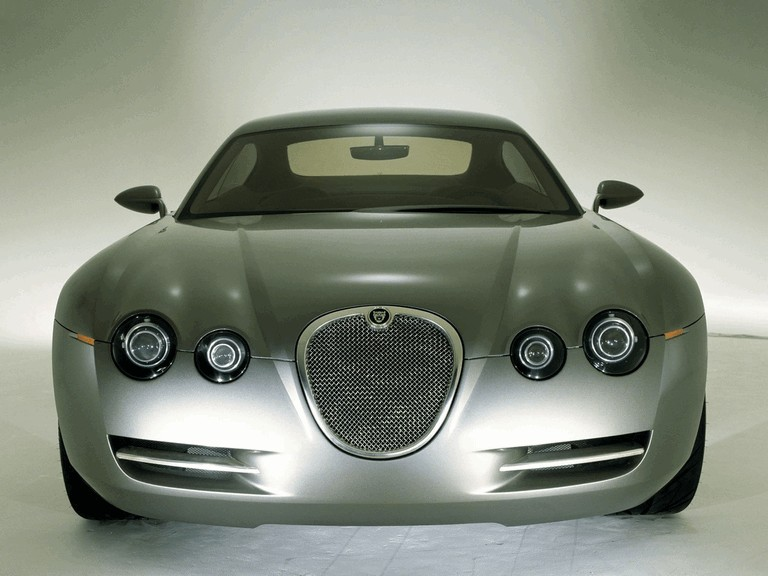 2001 Jaguar R coupé concept 244619