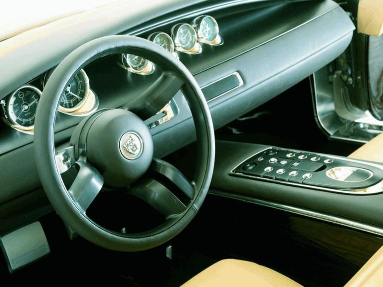2001 Jaguar R coupé concept 244623