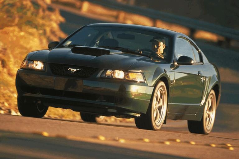 2001 Ford Mustang Bullitt GT 482942